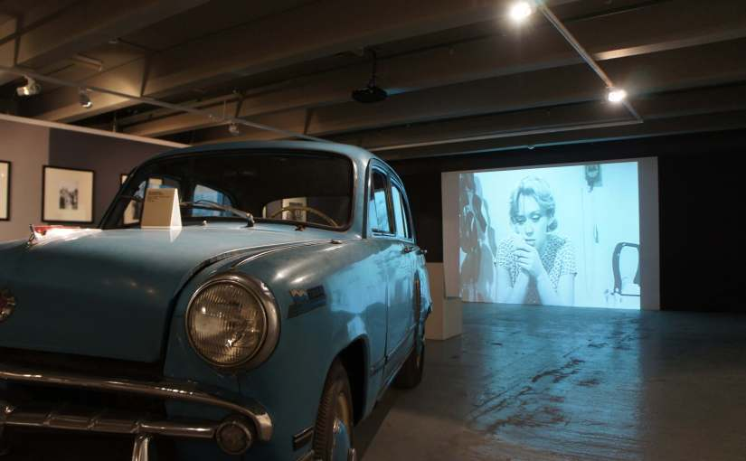 Museum of Moscow car and film