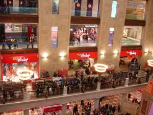 Biggest Hamleys in the world in Moscow