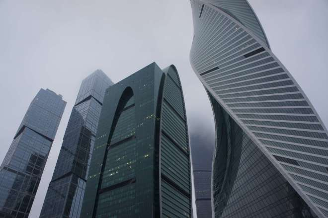 City of Capitals Imperia Tower Evolution Tower Moscow City