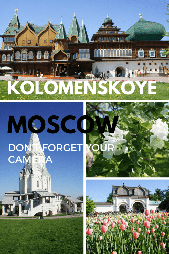 Find our why Muscovites are sure to take their cameras when they visit Kolomenskoye Park Moscow
