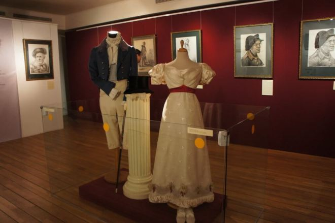 Dresses at the State Museum of A S Pushkin Moscow