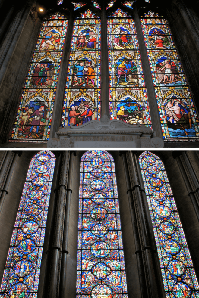 Ely Cathedral Stained Glass