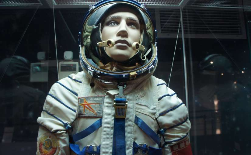 Have Spacesuit Will Travel to the Cosmonautics Museum Moscow