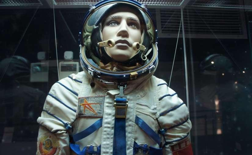Spacesuit Cosmonautics Museum Moscow