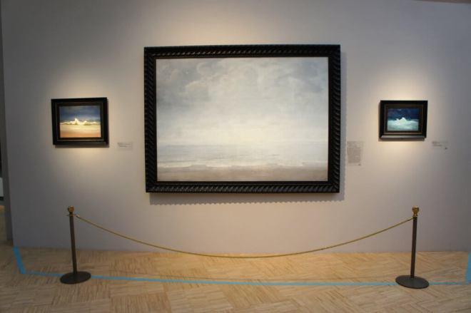 Arkhip Kuindzhi fog waves seascape painting