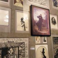Follow your nose at the Gogol House Museum