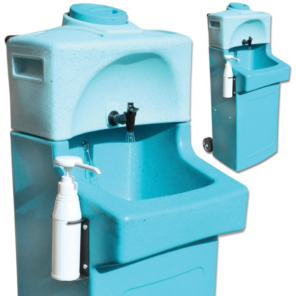 KiddiSynk portable sinks for children