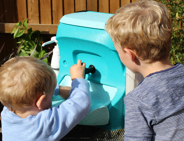 Why it's important for educators to create healthy hygiene habits in children