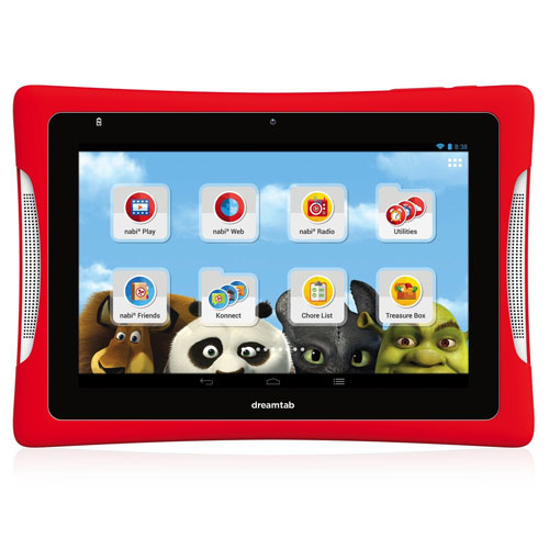 Our Review Of The Nabi Dreamtab Kiddos Tablets