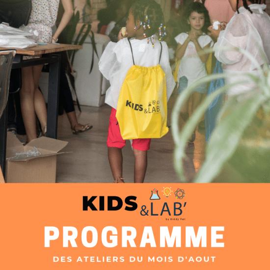 programme ateliers enfants guadeloupe vacances