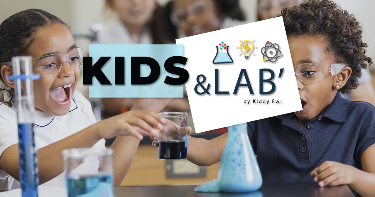 atelier fun et créatif kids&lab guadeloupe