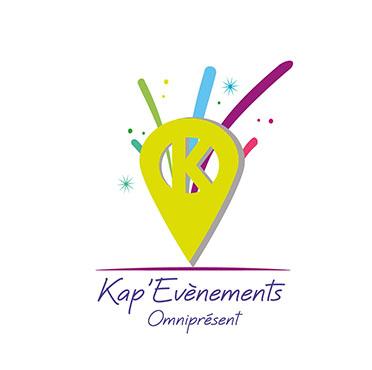 logo kap'évènements