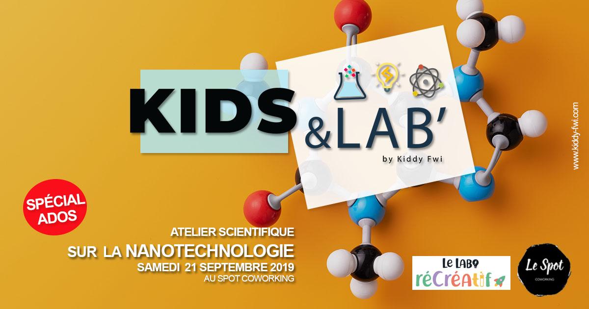 atelier scientifique ado nanotechnologie guadeloupe