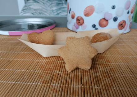 recette petits sablés