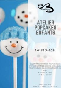 atelier popcake enfants