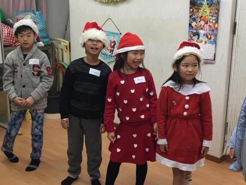 2017年 クリスマス会
