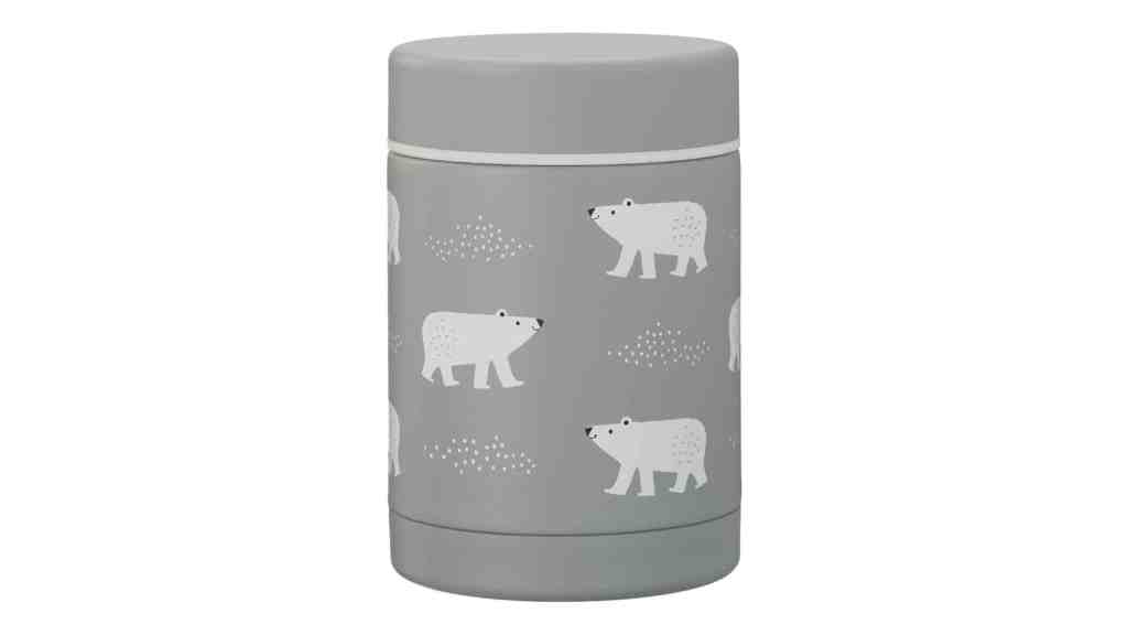 Fresk Thermos Voedselcontainer ijsbeer