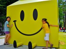 2013.07.09 - 2A 初次拜訪這個充滿童趣的藝術廣場~