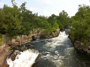 Great views abound at Great Falls