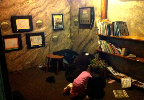 Kids in the Cave