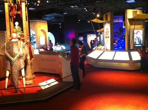 """The """"1001 Inventions"""" exhibit at Nat Geo is as cool as it looks"""