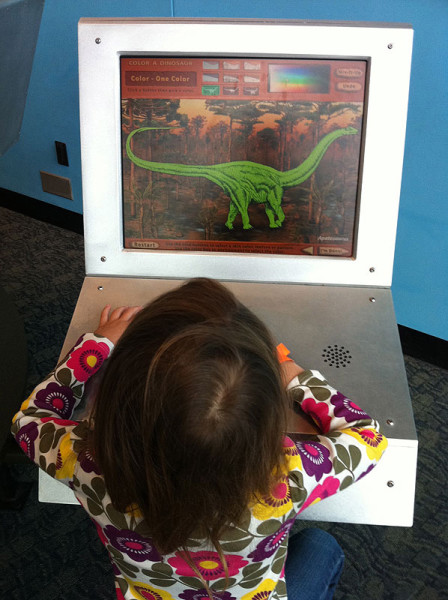 Digital interactives for all ages