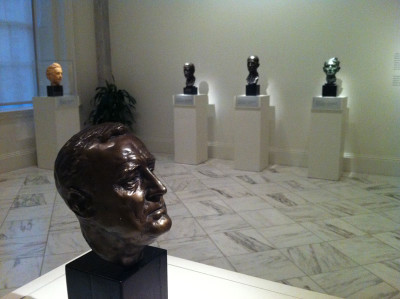 Portrait Gallery or bust