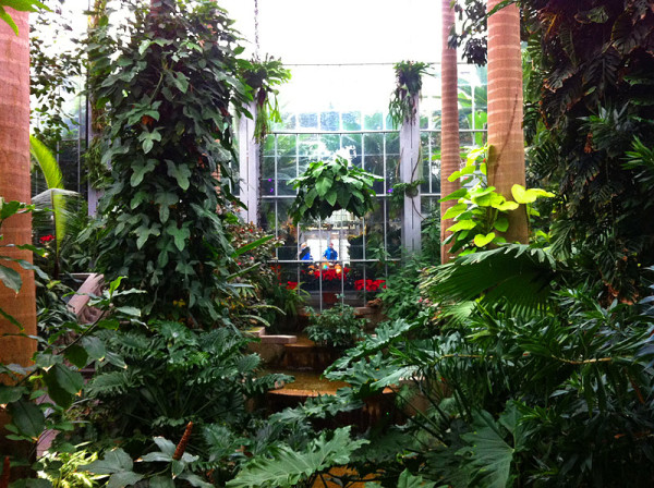 The U.S. Botanic Garden Gets A Lot Of Attention This Time Of Year With Its  Fantastic Seasonu0027s Greenings Exhibit, Plus Special Holiday Programs And  Extended ...
