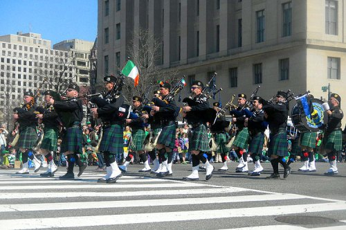 DC's Annual St. Patrick's Day Parade is a weekend highlight