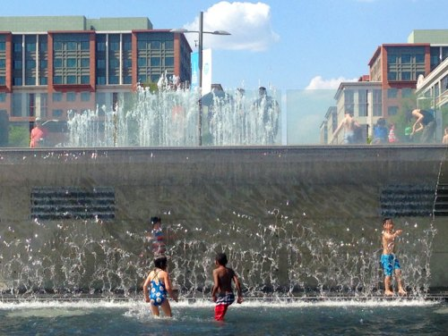 Make a summer day (and night) of it at Yards Park