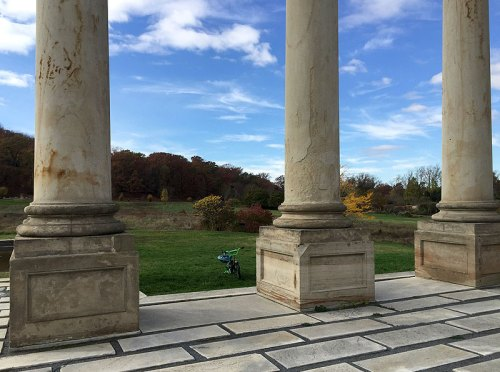 That National Arboretum is a superb place to enjoy a mid-autumn day