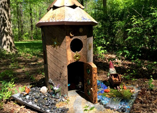 Spy fairy houses and more artful delights at Annmarie Sculpture Gardens