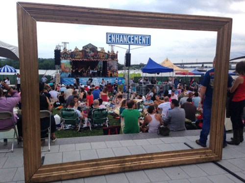 Enhance your weekend at Tour de Fat's Friday Night concert and Saturday Festival