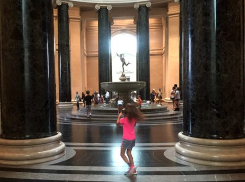Exploring the National Gallery of Art