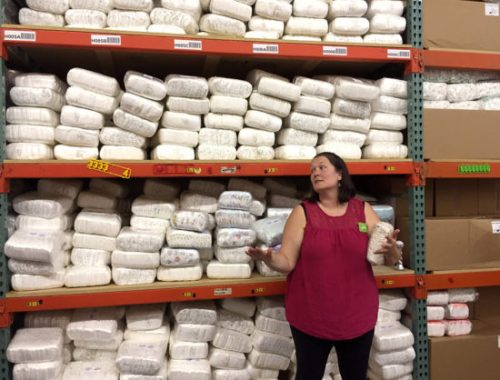 DC Diaper Bank Founder and Executive Director Corinne Cannon