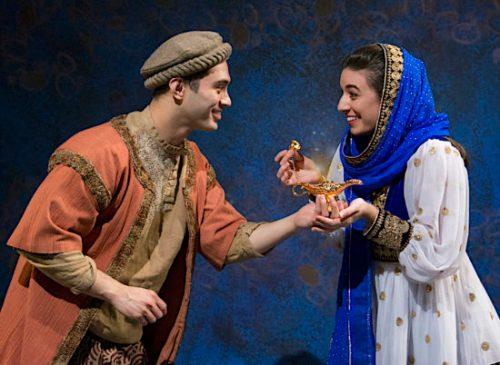 Photo by Sarah Straub/Adventure Theatre