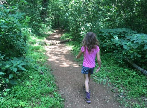 Saturday is National Trails Day...take a hike!
