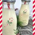 Easy Homemade Eggnog Recipe. Mom's famous eggnog! - KidFriendlyThingsToDo.com