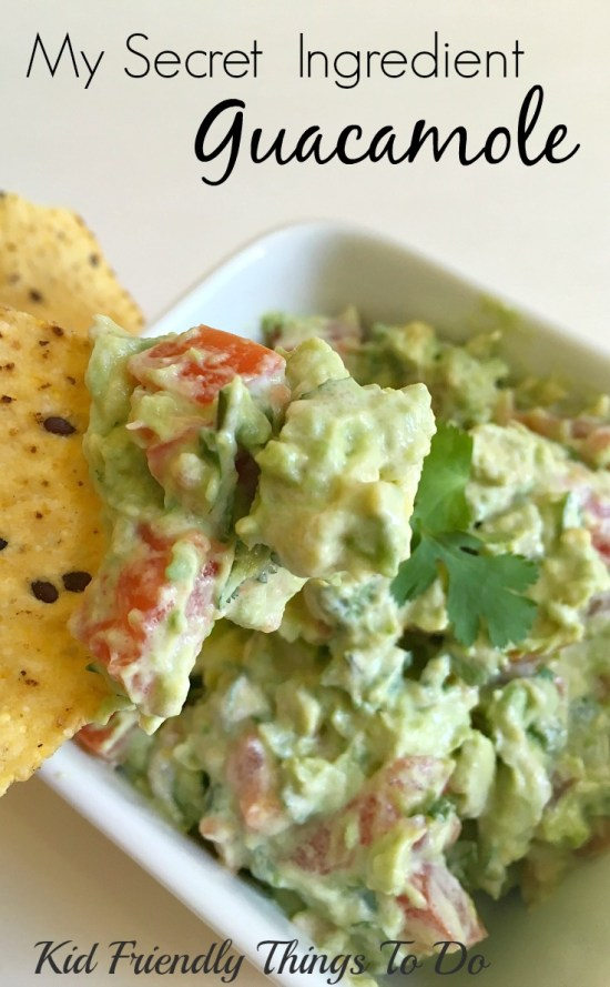 My sister-in-law once shared some of her Mexican heritage recipes with me. It changed the way I make guacamole! This is the best! - KidFriendlyThingsToDo.com