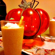 pumpkin pie milk shake recipe
