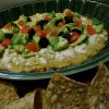 Ooey, Gooey Warm & Spicy Layered Dip