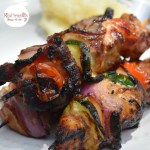 Try this idea on your kabob. Wrap them in bacon. Delicious marinade flavor on these Bacon Wrapped Grilled Shish Kabobs. Make this with Chicken or Beef! I've tried both. They are the Best tasting kabobs! KidFriendlyThingsToDo.com