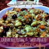 This cornbread stuffing is a great base for anything you want to add! Delicious!