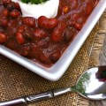 Healthy Hearty Meatless Chili Recipe - KidFriendlyThingsToDo.com