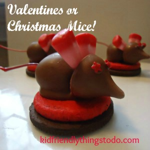The only mice you'll be happy to see in your kitchen!