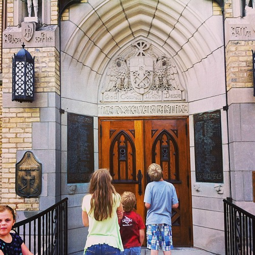 Notre Dame Campus! Beautiful pictures!