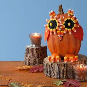 Cute Ideas For Decorating Pumpkins!