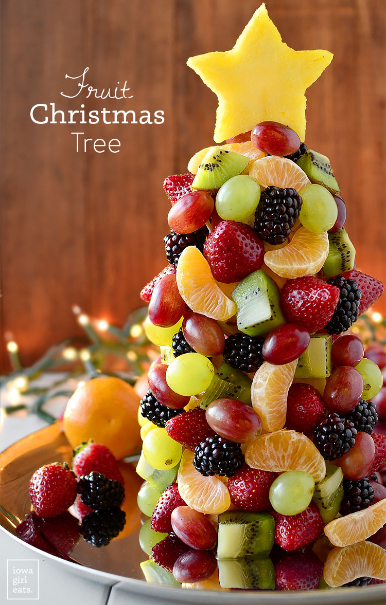 Kids Christmas Party Snack Ideas Part - 41: Over 20 Non-Candy, Healthy Fruit And Vegetable Christmas Snacks For Kids  School Classroom
