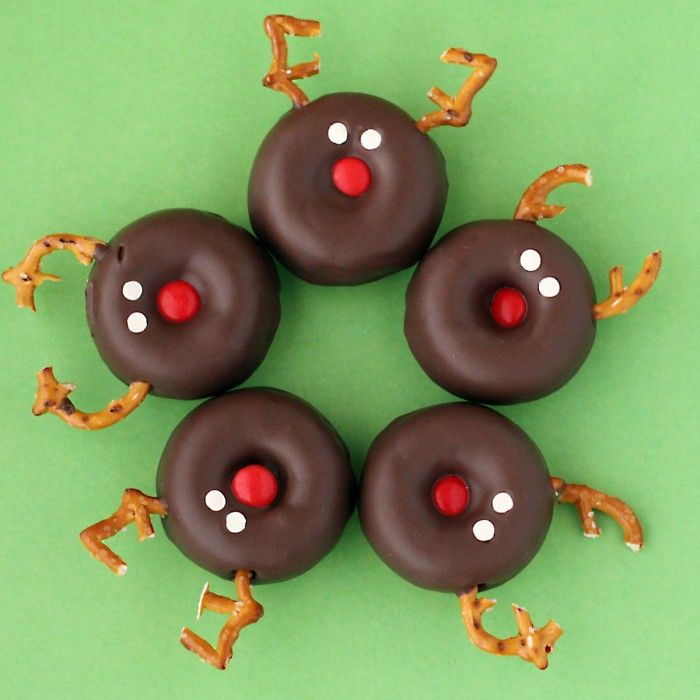Christmas and holiday fun party snacks! Love these!
