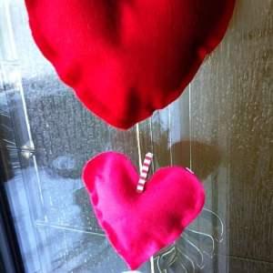 Rustic, Simple and Cute Valentine Door Hanger